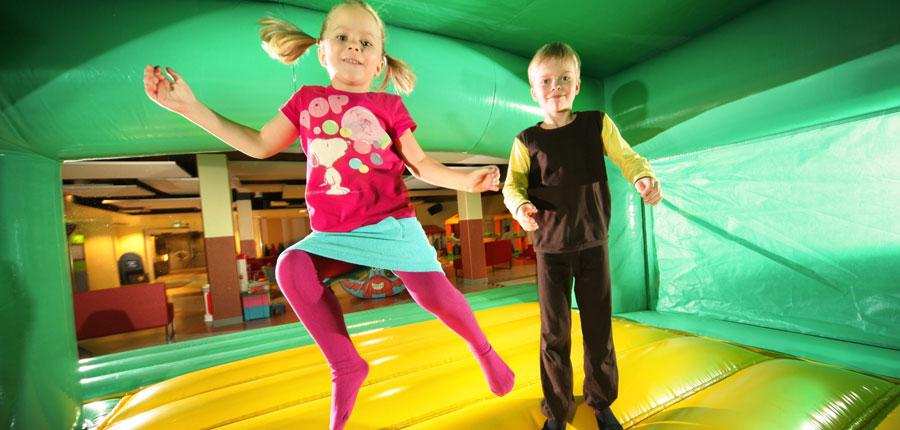 Levi Hotel Spa (Levitunturi), children's playhouse.jpg